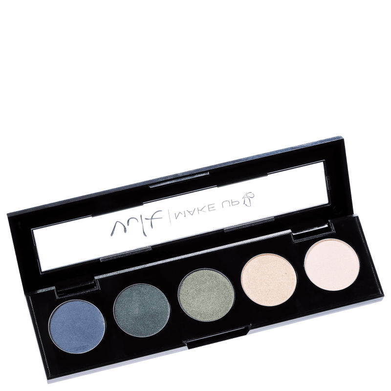 Vult Make Up Quintetos 06 Glam - Paleta de Sombras 8,5g