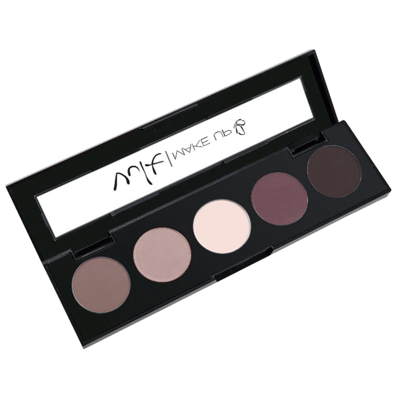 Vult Make Up Quintetos 09 Lovely Nude - Paleta de Sombras 8,5g