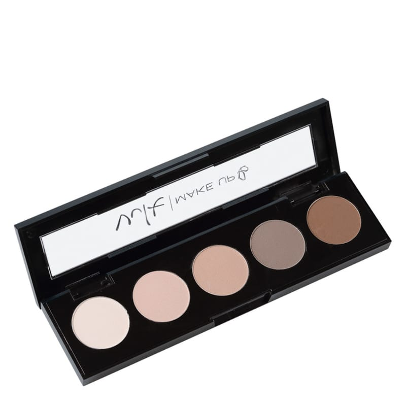 Vult Make Up Quintetos 11 Nude - Paleta de Sombras 8,5g
