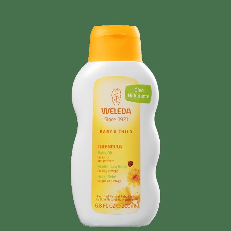 Weleda Baby Calêndula - Óleo Hidratante 200ml