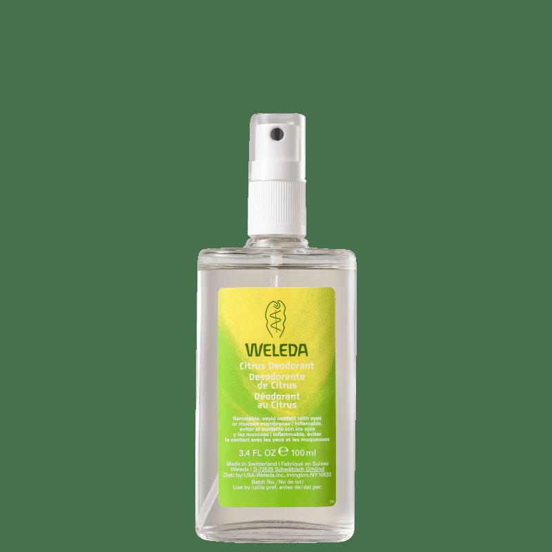 Weleda Citrus - Desodorante 100ml