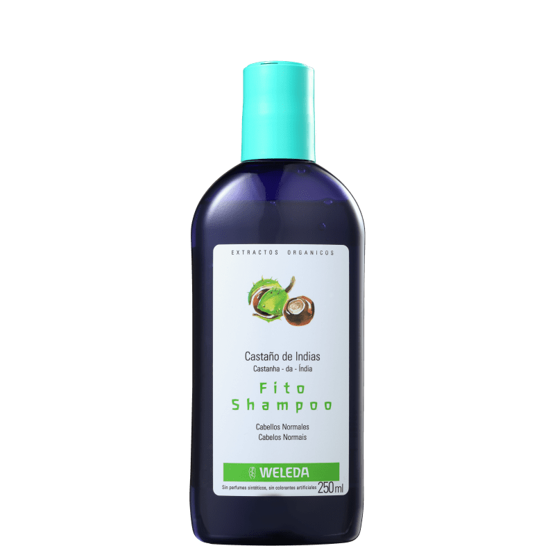 Weleda Fitos Castanha da Índia - Shampoo 250ml