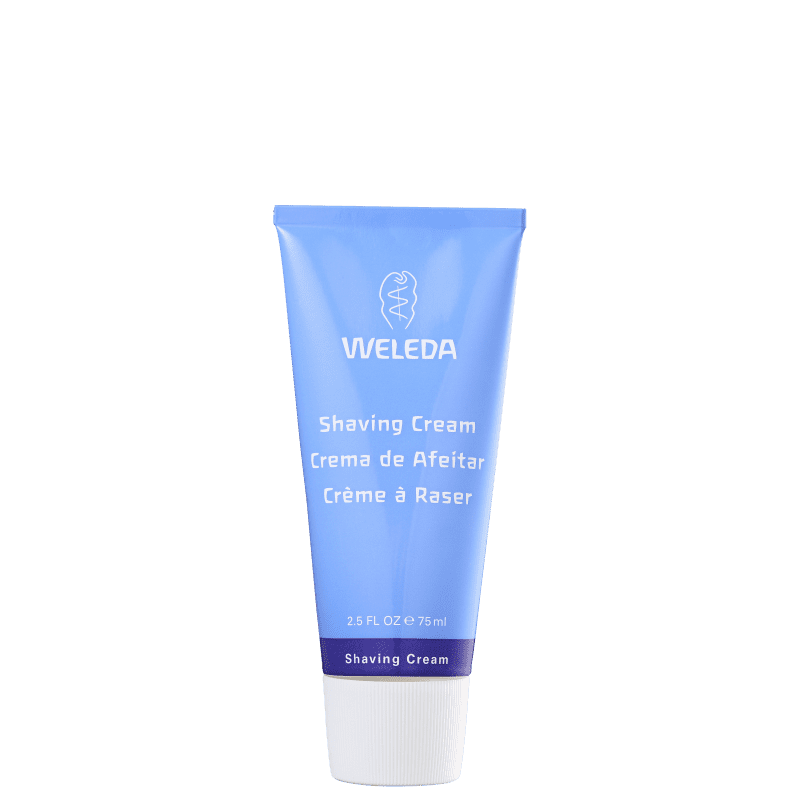 Weleda Shaving Cream - Creme de Barbear 75ml