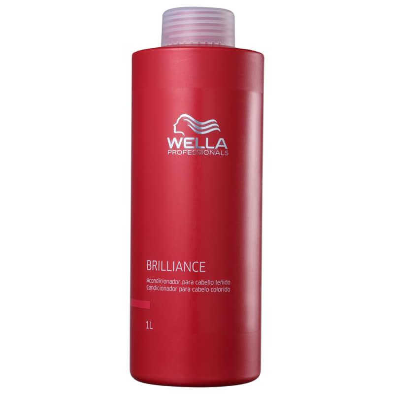 Wella Professionals Brilliance - Condicionador 1000ml