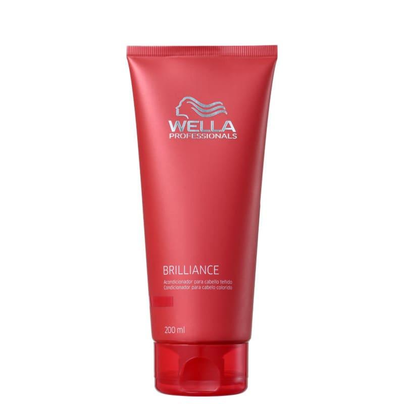 Wella Professionals Brilliance - Condicionador 200ml