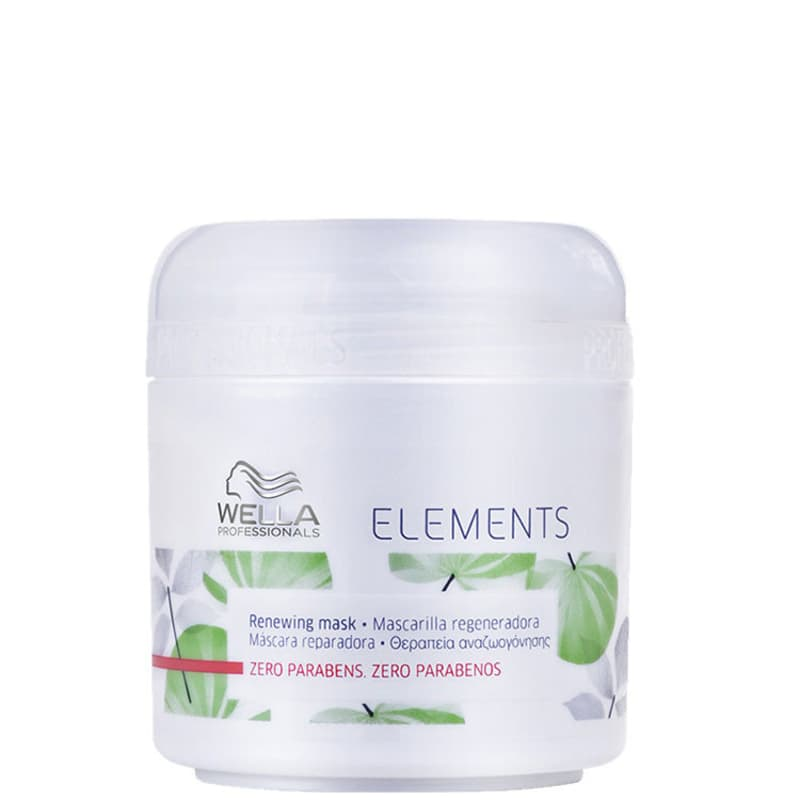 Wella Professionals Elements Renewing - Máscara Capilar 150ml