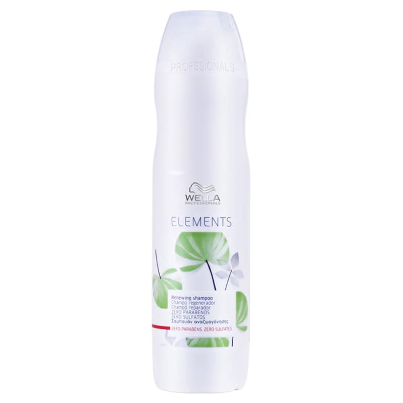 Wella Professionals Elements Renewing - Shampoo sem Sulfato 250ml