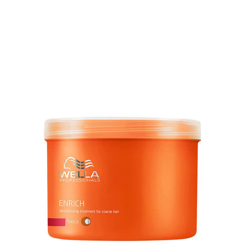 Wella Professionals Enrich Coarse Hair - Máscara de Hidratação 500ml