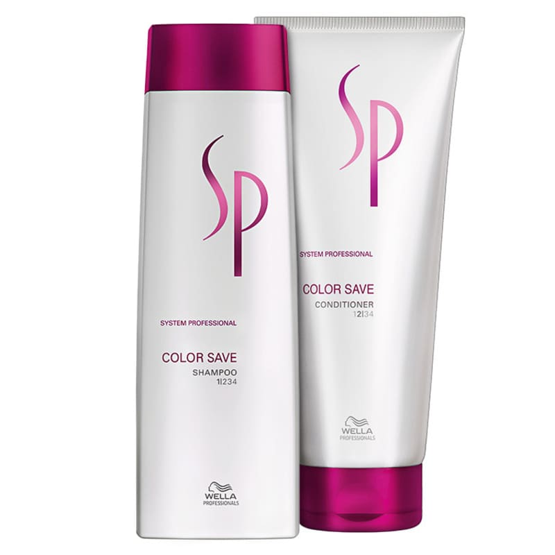 Kit SP System Professional Color Save Duo (2 Produtos)