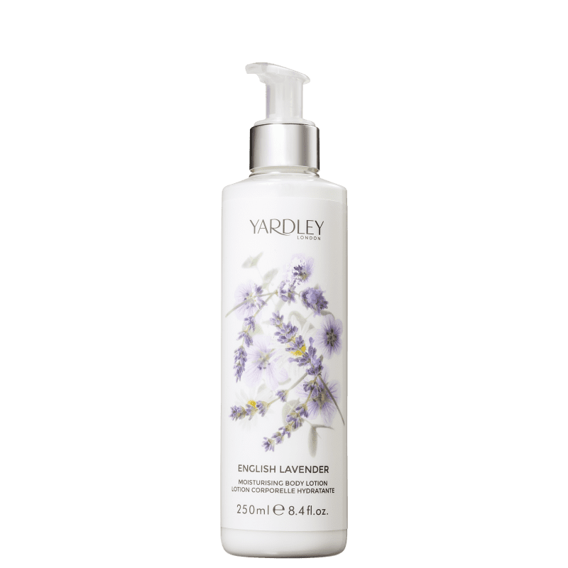 Yardley English Lavender - Loção Hidratante Corporal 250ml