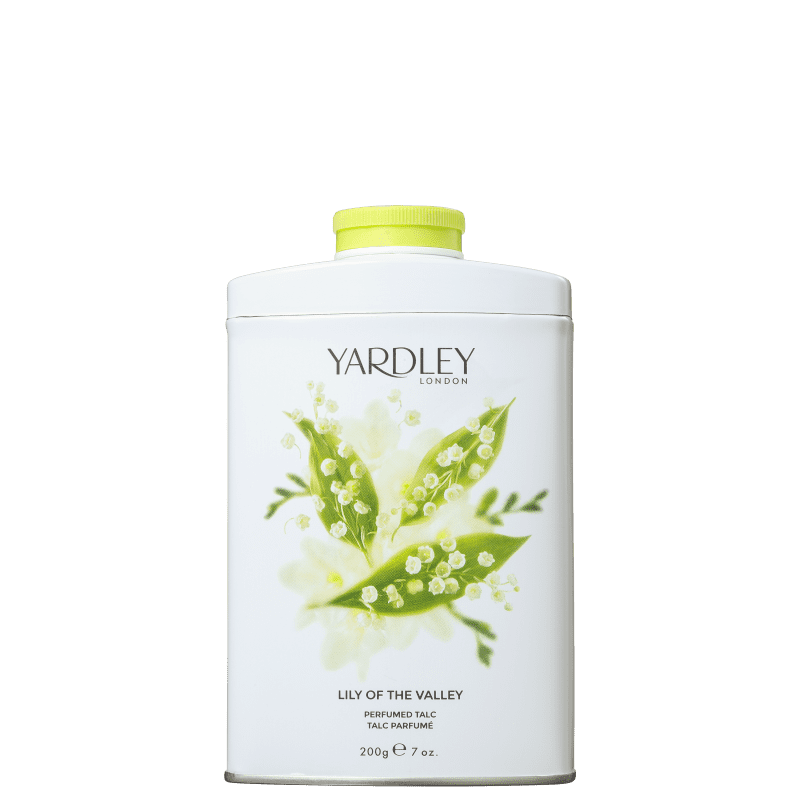 Yardley Lily of the Valley - Talco 200g