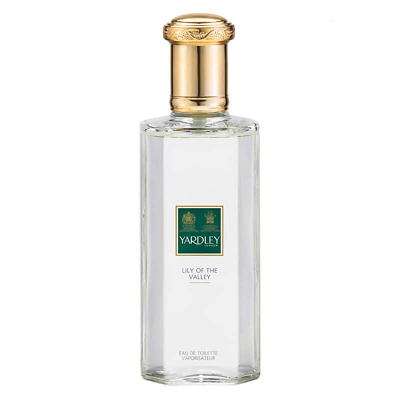Lily of Valley Yardley Eau de Toilette - Perfume Feminino 125ml