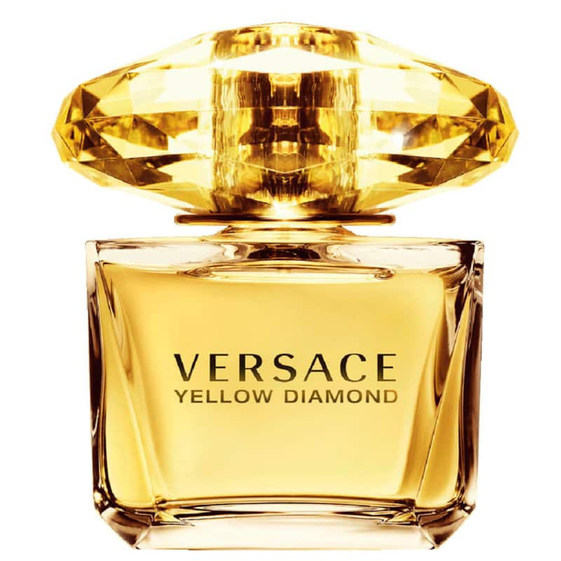 Perfume Yellow Diamond Feminino Eau de Toilette 90ml