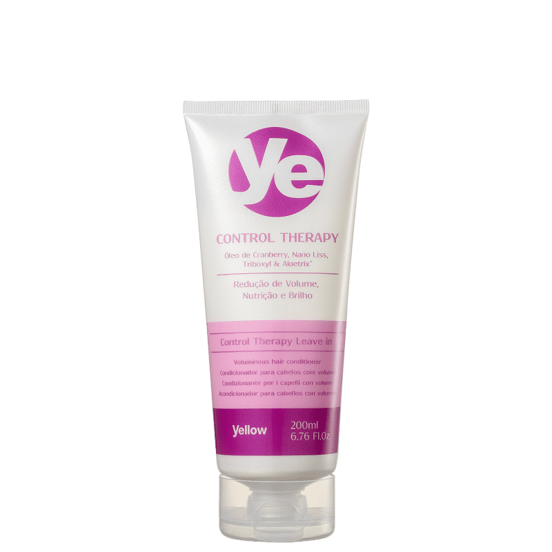 Yellow YE Control Therapy - Leave-in 200ml