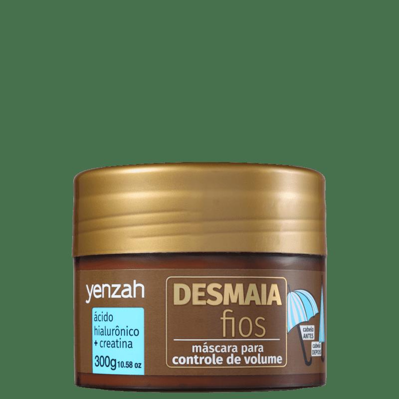 Yenzah Desmaia Fios - Máscara Capilar 300g