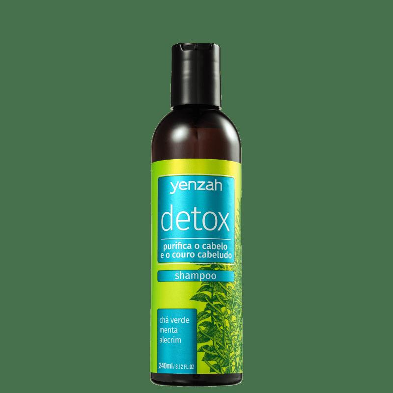 Yenzah Detox - Shampoo 240ml