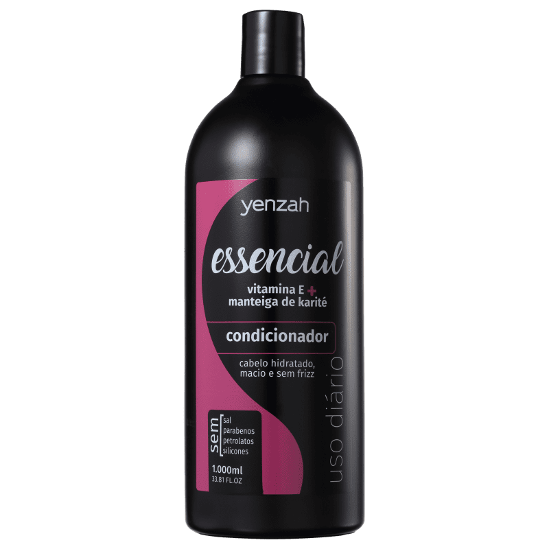 Yenzah Essencial - Condicionador 1000ml