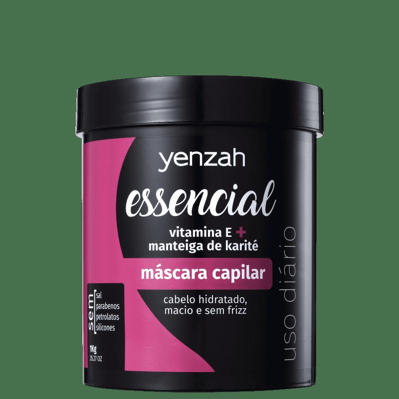 Yenzah Essencial - Máscara Capilar 1000g