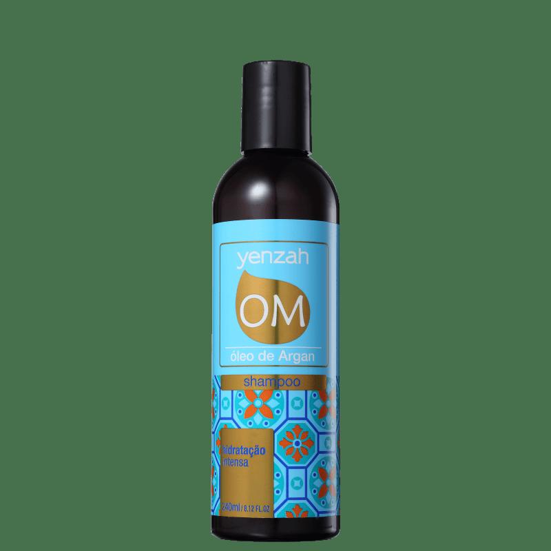 Yenzah OM Óleo de Marrocos Argan - Shampoo 240ml