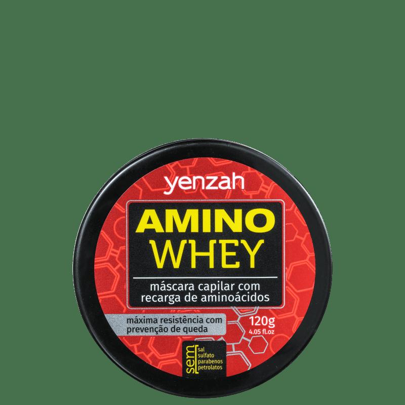 Yenzah Power Whey Amino Whey - Máscara Capilar 120g