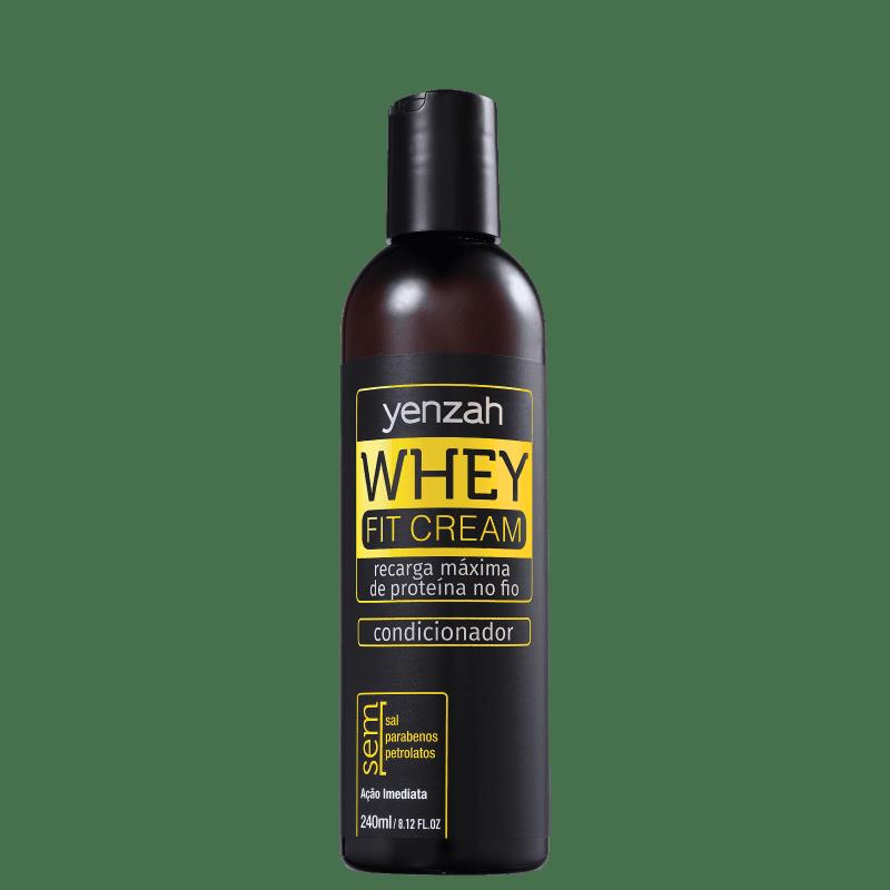 Yenzah Power Whey Fit Cream - Condicionador 240ml