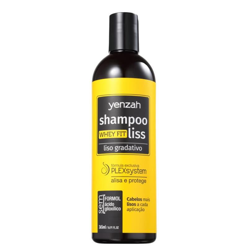 Yenzah Power Whey Whey Fit Liss - Shampoo Alisante 365ml