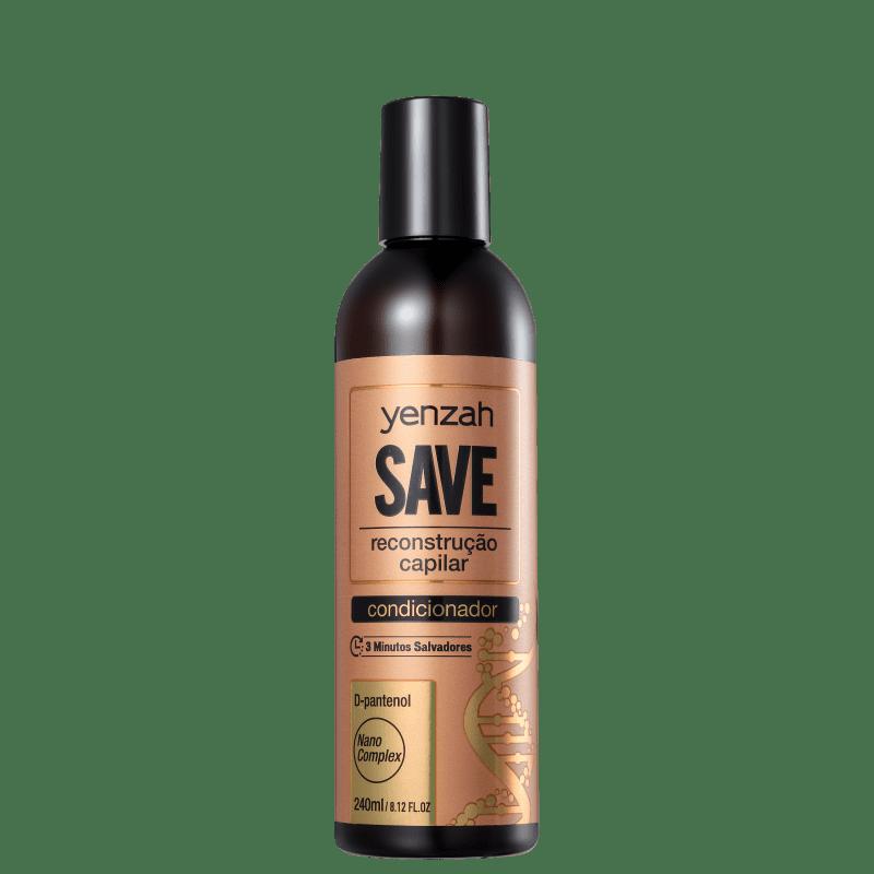 Yenzah Save - Condicionador 240ml