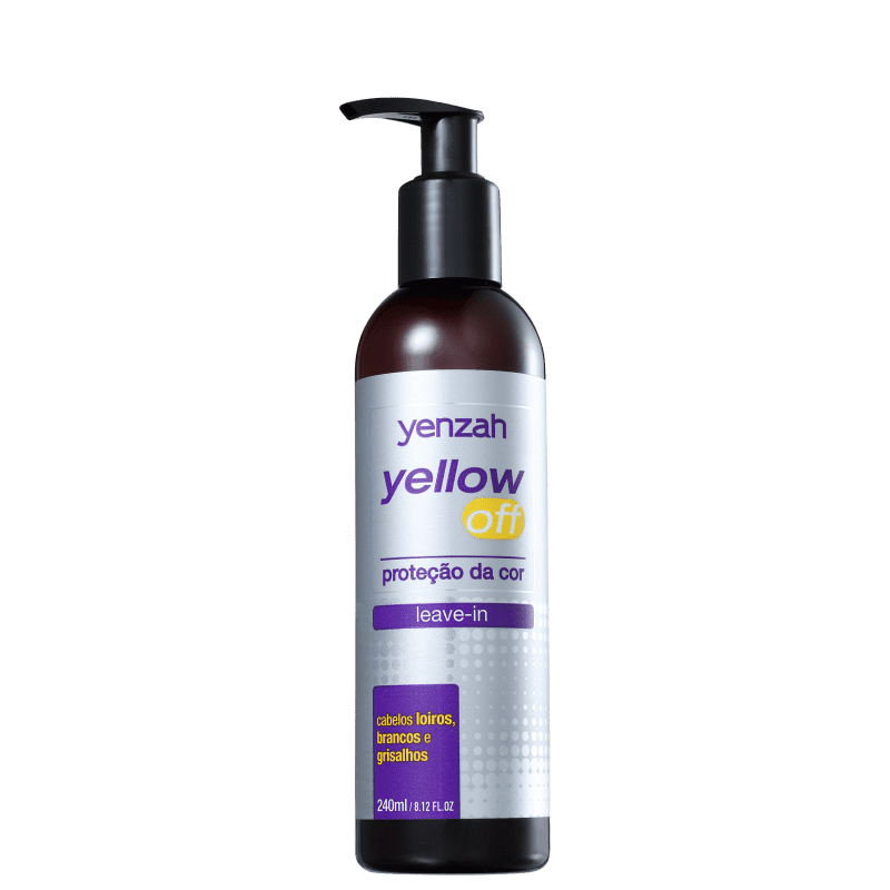 Yenzah Yellow Off - Leave-in 240ml