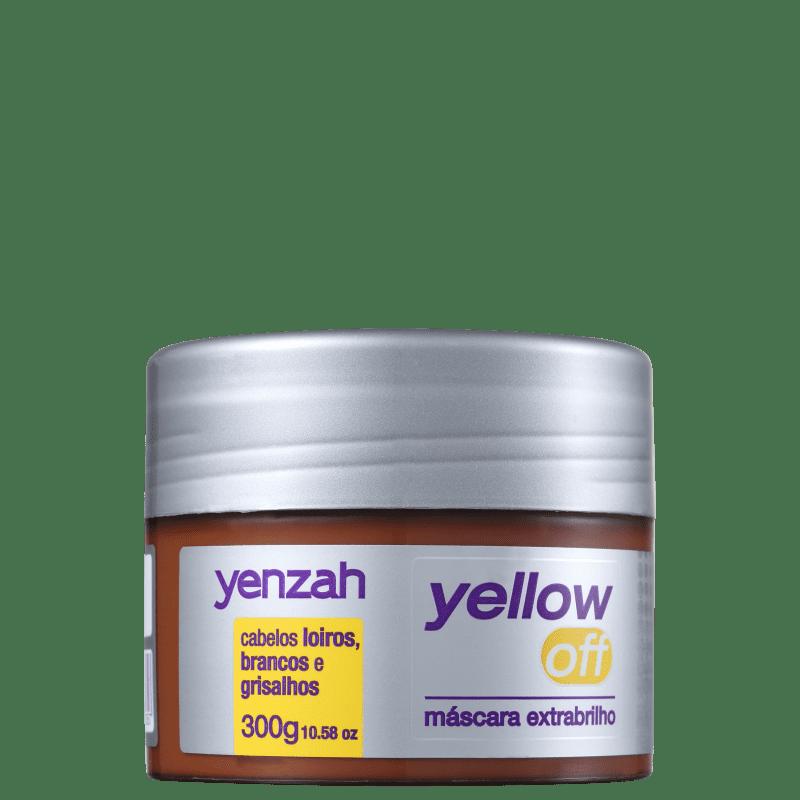 Yenzah Yellow Off - Máscara Capilar 300g
