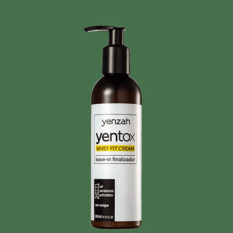 Yenzah Power Whey Yentox Wey Fit Cream - Leave-in 240ml