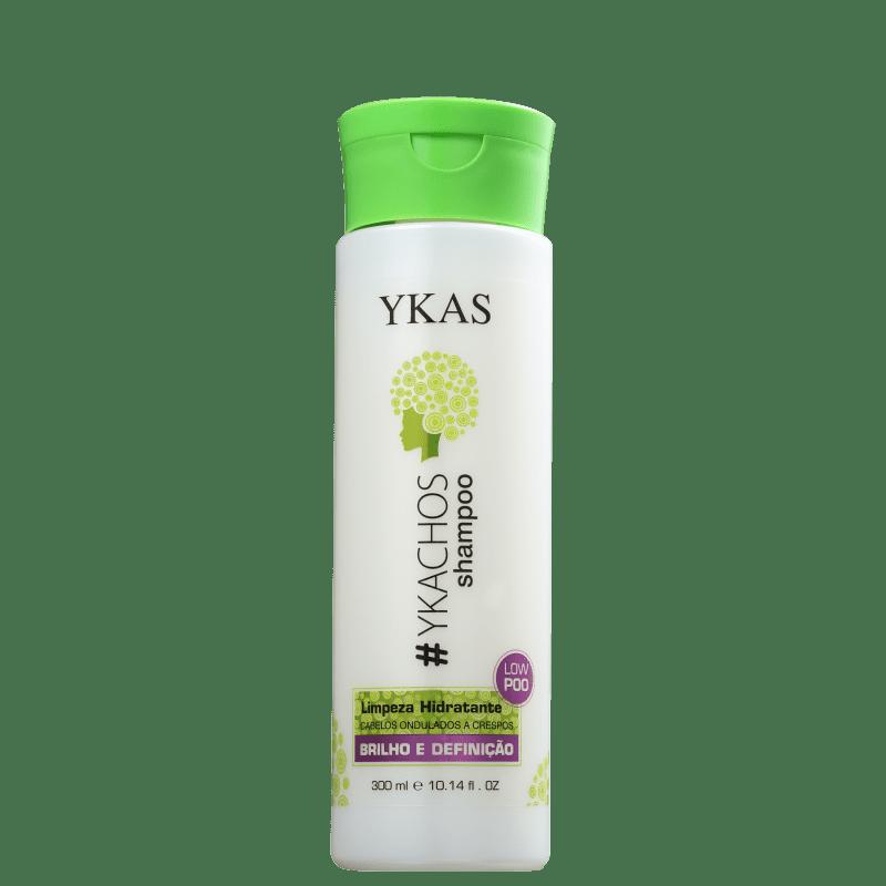 YKAS #Ykachos - Shampoo Low Poo 300ml