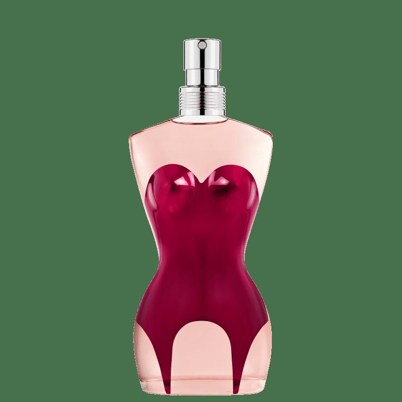 Classique Jean Paul Gaultier Eau de Parfum - Perfume Feminino 50ml