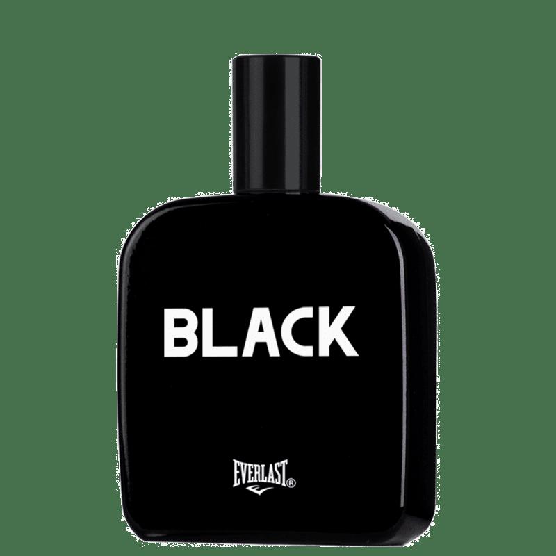 Black Everlast Eau de Cologne - Perfume Masculino 50ml