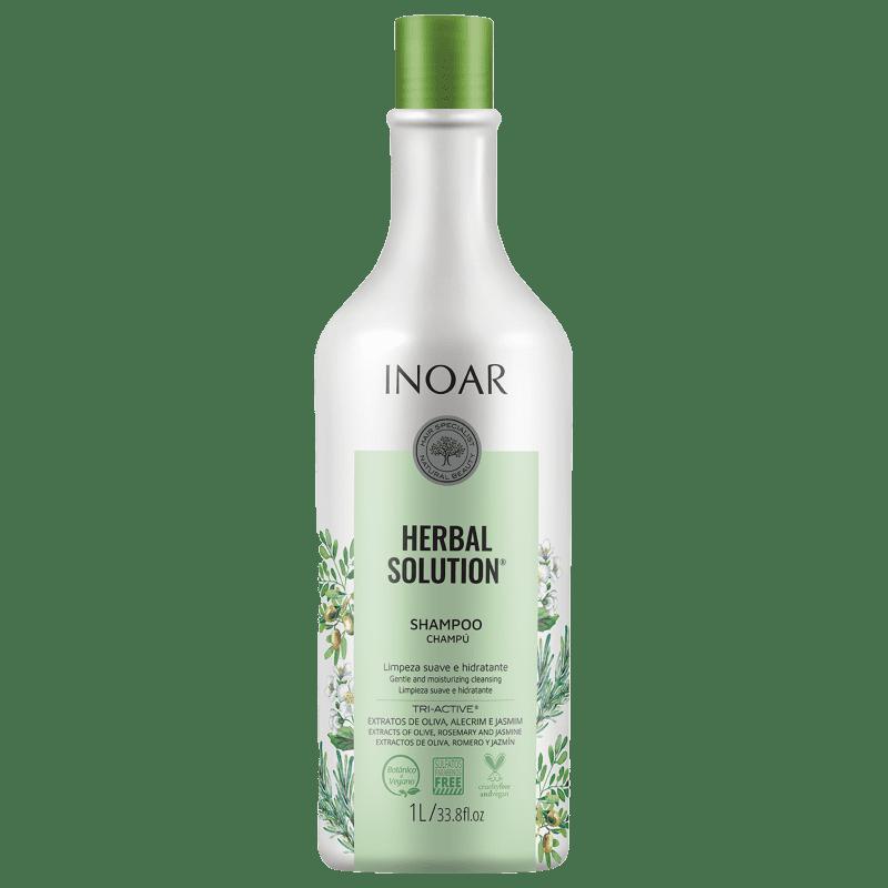 Inoar Herbal Solution - Shampoo 1000ml