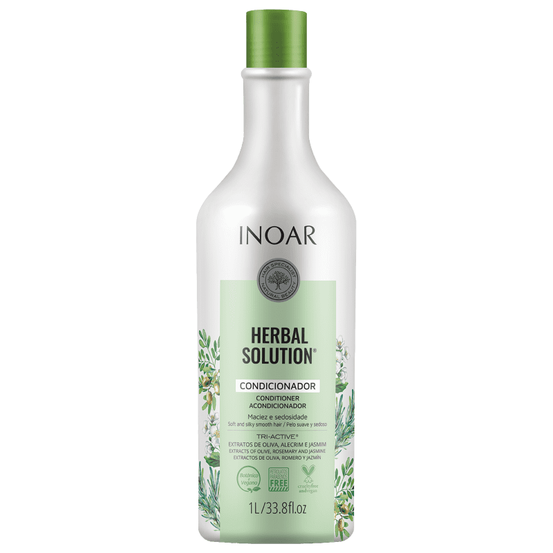 Condicionador Herbal Solution 1000ml