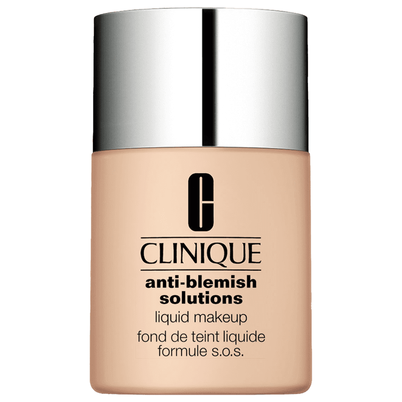 Clinique Antiblemish Solutions Liquid Makeup Fresh Neutral - Base Líquida 30ml