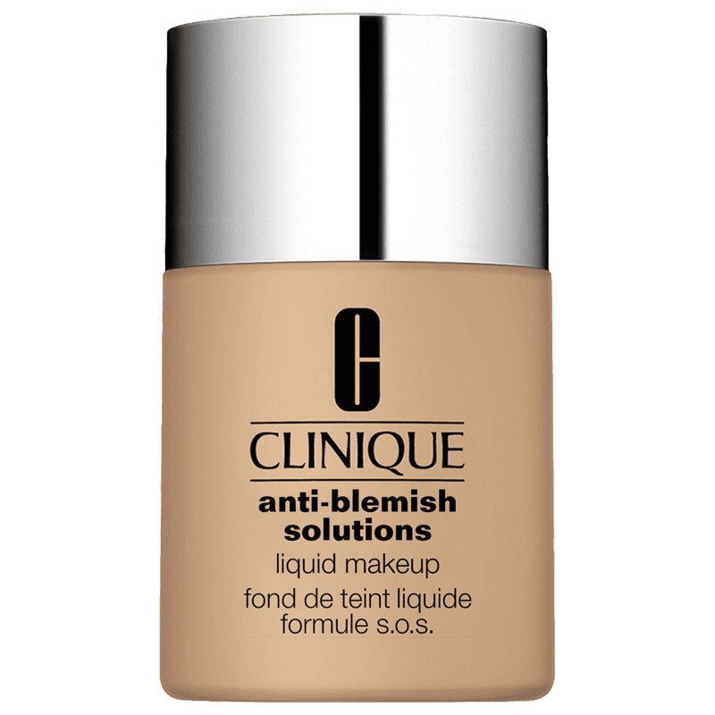 Clinique Antiblemish Solutions Liquid Makeup Sand - Base Líquida 30ml