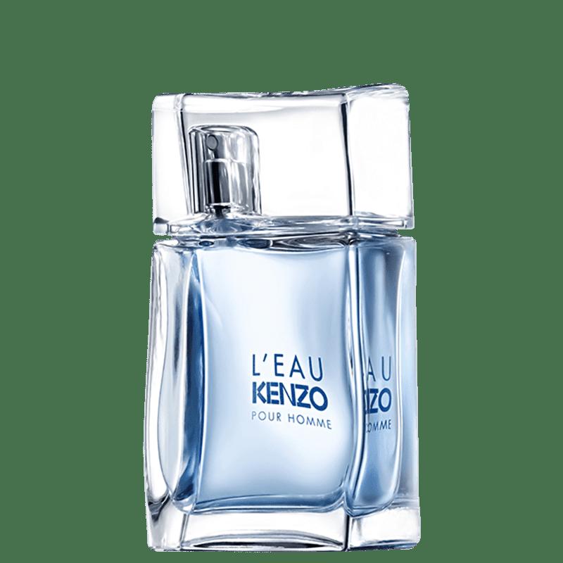L'Eau Kenzo pour Homme Eau de Toilette - Perfume Masculino 30ml