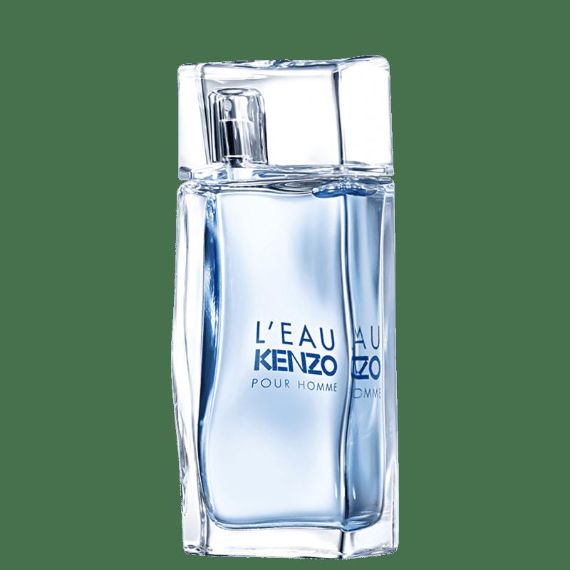 L'Eau Kenzo pour Homme Eau de Toilette - Perfume Masculino 50ml
