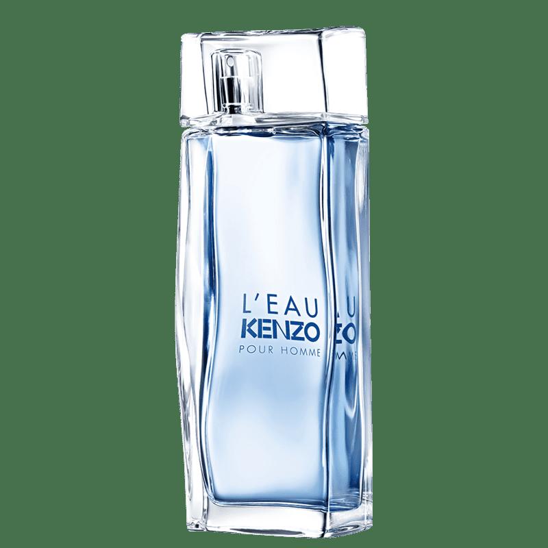 L'Eau Kenzo pour Homme Eau de Toilette - Perfume Masculino 100ml