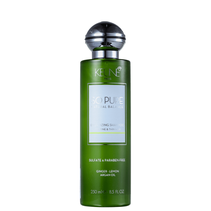 Keune So Pure Energizing - Shampoo Antiqueda 250ml