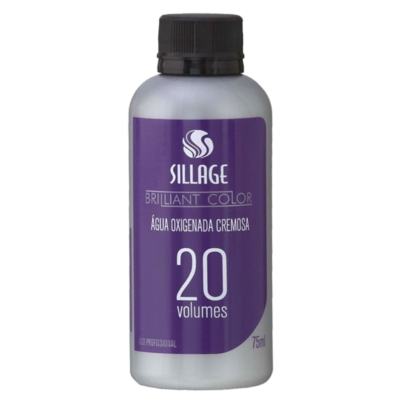 Sillage Cremosa - Oxidante 20 Volumes 75ml