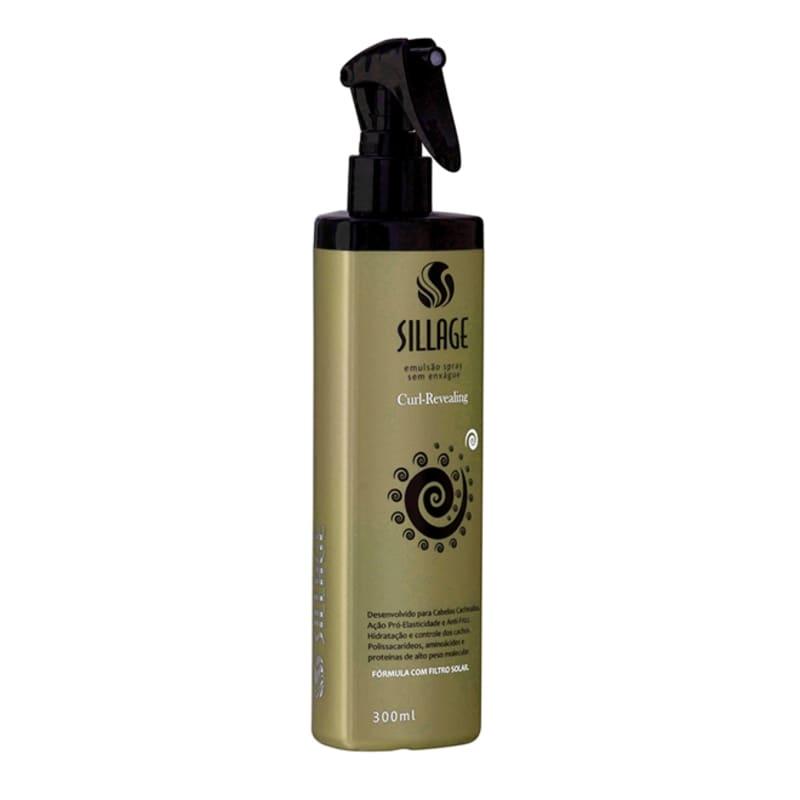 Sillage Curl-Revealing Cacheados - Emulsão Spray 300ml