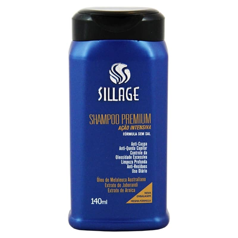 Sillage Ação Intensiva - Shampo 140ml