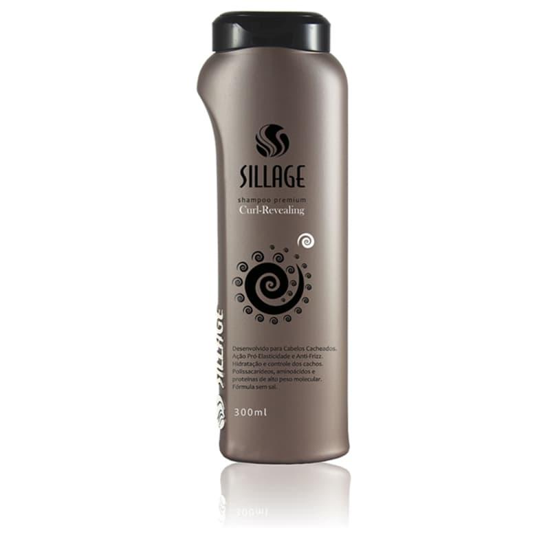 Sillage Premium Curl-Revealing Cacheados - Shampoo 300ml