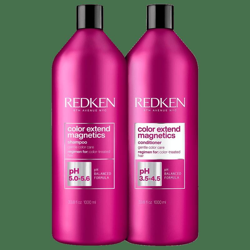 Kit Redken Color Extend Magnetics Duo Salon (2 Produtos)