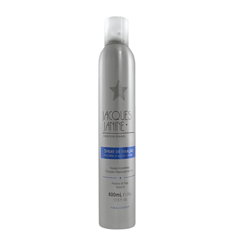 Jacques Janine Professionnel Finaliser - Spray Fixador 400ml
