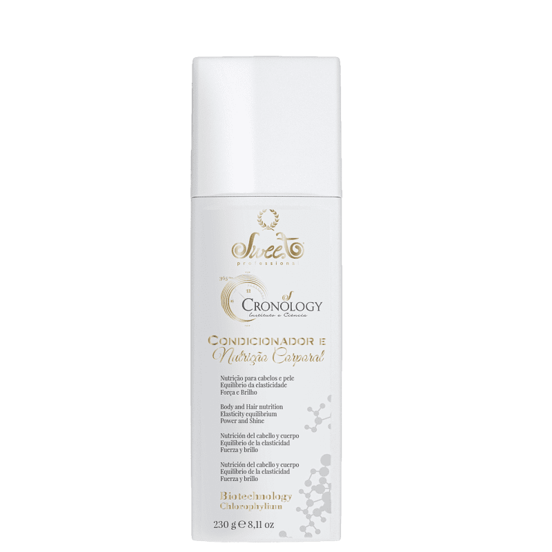 Sweet Hair Cronos Biotechnology Clorophilum - Condicionador 230g