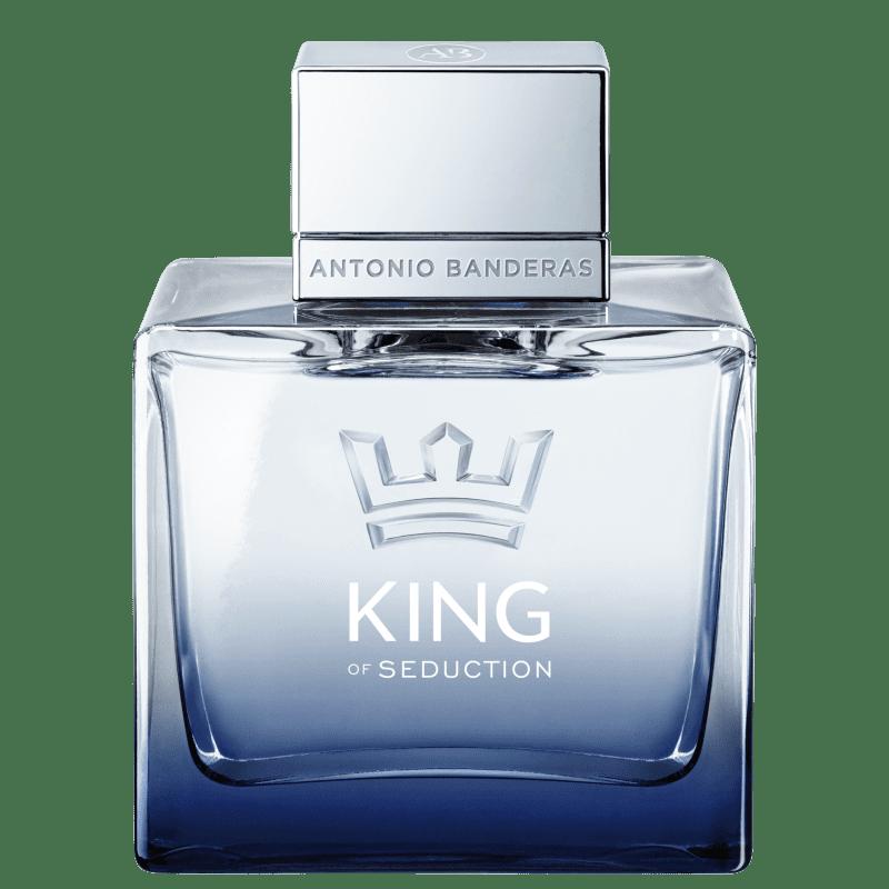 King of Seduction Antonio Banderas Eau de Toilette - Perfume Masculino 100ml