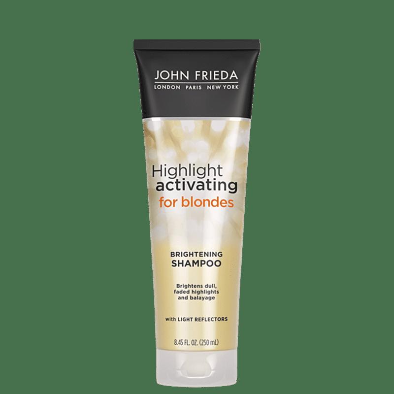 John Frieda Sheer Blonde Highlight Activating Lighter Shades - Shampoo 250ml